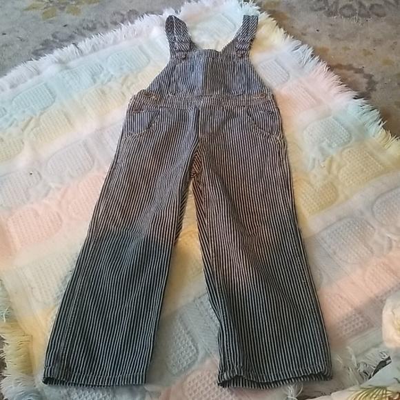 Overall pants
